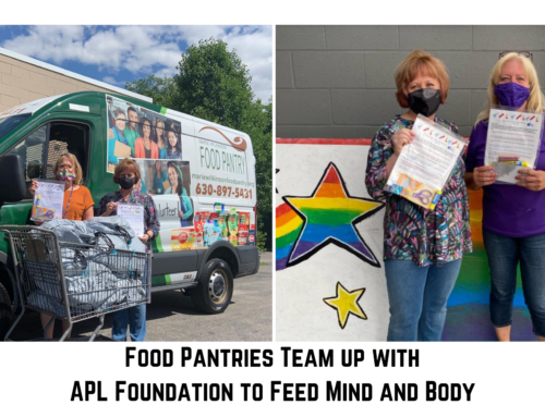 Food Pantries Team up with APL Foundation to Feed Mind and Body